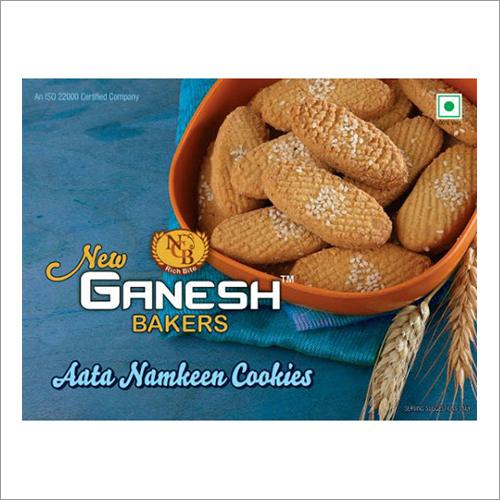 Atta Namkeen Crispy Cookie
