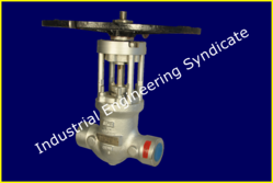 UKL High Pressure Gate and Globe valve