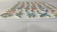 Craft Villa Glare Numeric Print Sticker