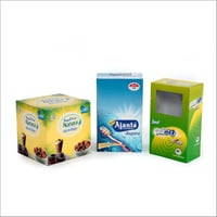 Food And FMCG Packaging Box