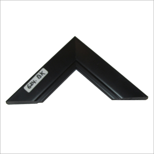 Plastic Black Photo Frame