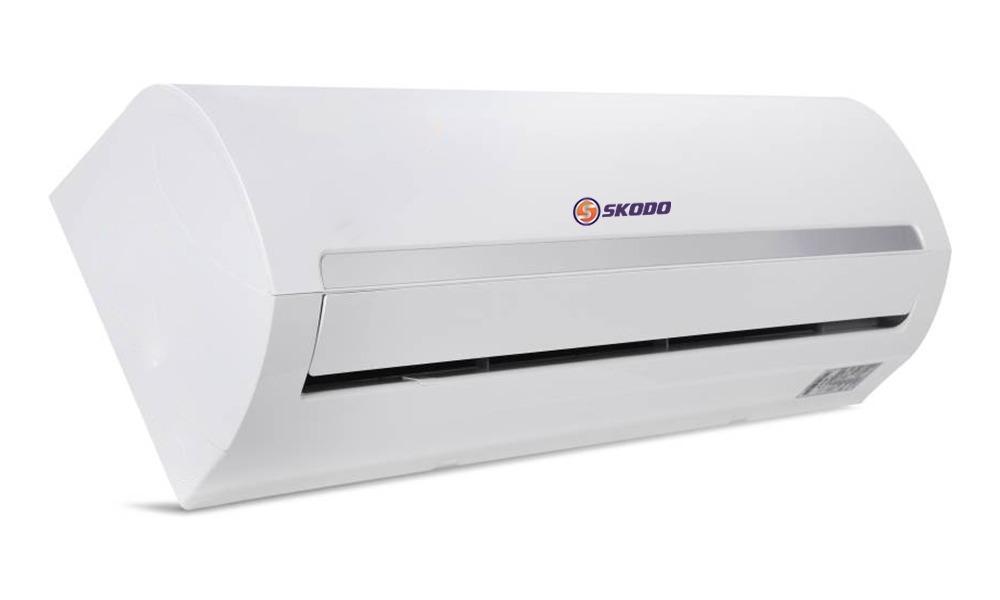 SKODO - SOLAR HYBRID AIR CONDITIONER