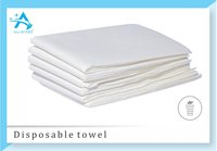 ECO FRIENDLY DISPOSABLE NAPKIN COTTON RICH SUPNLACE NONWOVEN