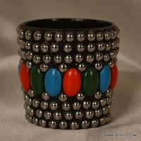 Mosaic Beads Candle holder