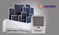 SKODO SOLAR AIR CONDITIONER(Solar-Grid) 1.5 TON