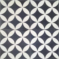 Concrete Patterned Tiles