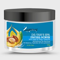 KAZIMA DE-Tan's SPA  Facial Scrub
