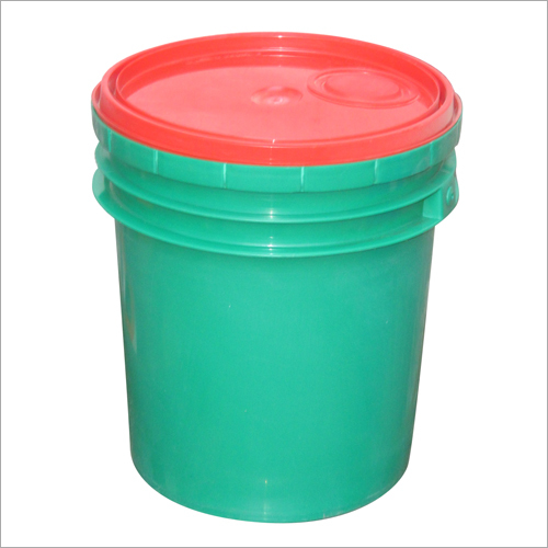 Plastic Pet Grease Bucket