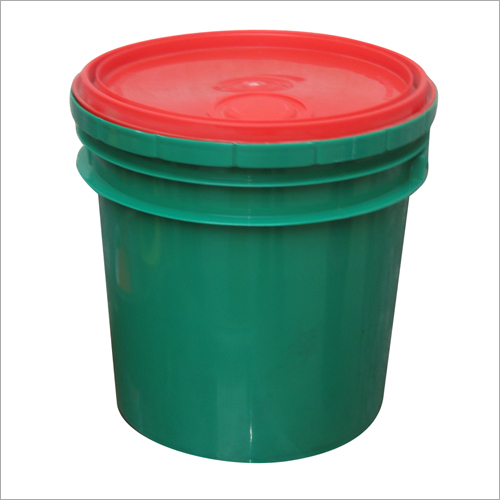 Plastic Engine Oil Bucket