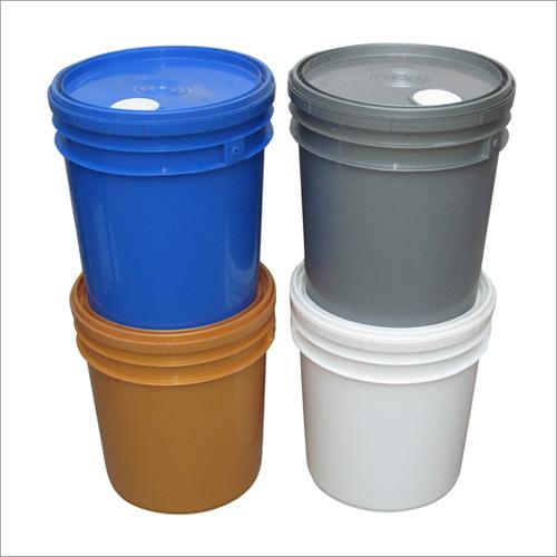Plastic Engine Oil Bucket