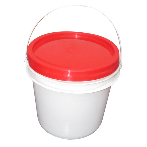 Plastic Grease Bucket