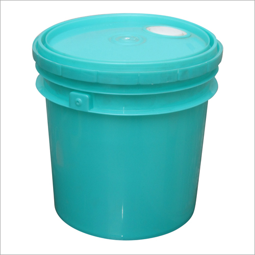Plain Lubricant Oil Bucket
