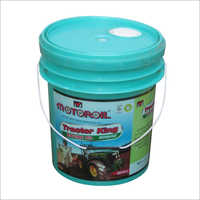 Plastic hot foil Buckets