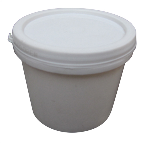 1/2kg Grease Plastic Container
