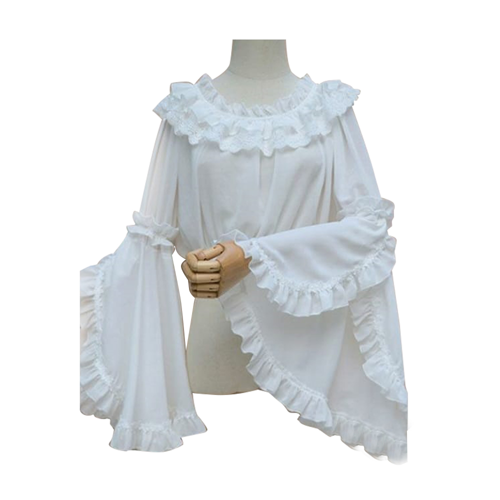 Ladies Frill Sleeves Top