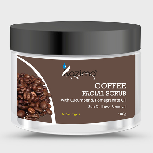 KAZIMA COFFEE Facial Scrub