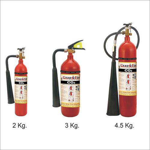 Carbon Portable Fire Extinguishers