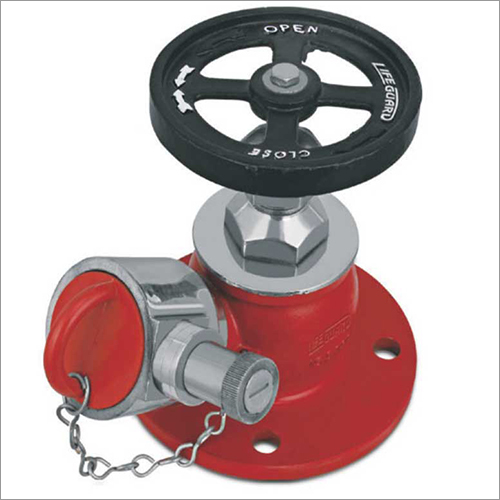 Stainless Steel Single Hydrant Landing Valve