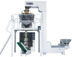 Kurkure And Chips Packing Machine