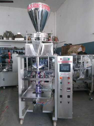 Detergent Powder Packaging Machine