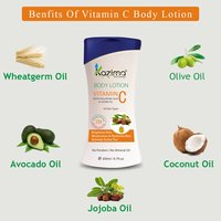 KAZIMA VITAMIN-C BODY LOTION