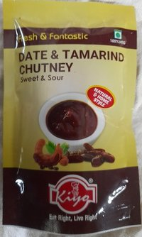 Date and Tamarind Chutney