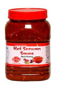 Schezwan Chutney