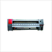 Digital Solvent Flex Banner Printer