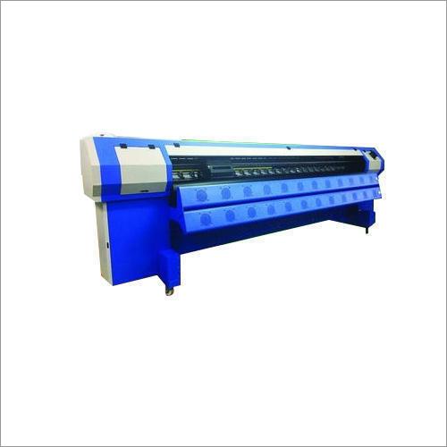 Automatic Solvent Printing Machine