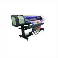 Eco Solvent Color Printing Machine