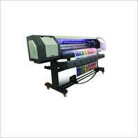 Eco Solvent Color Printing Machine