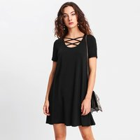 Western Short Dress