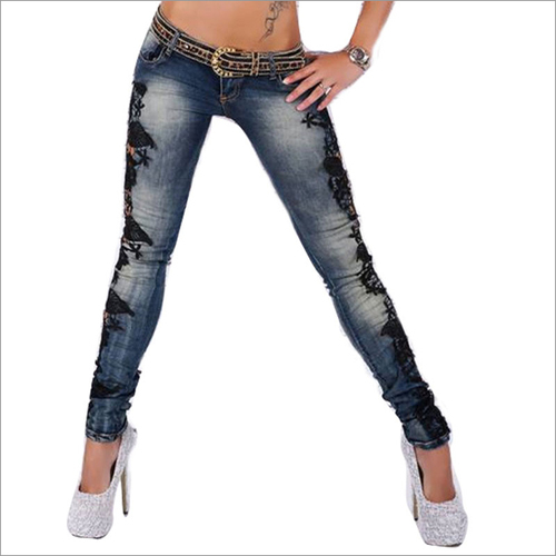 Womens fancy Jeans