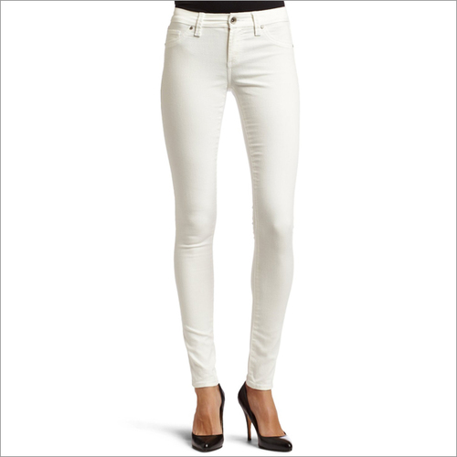 Girls White Jeans