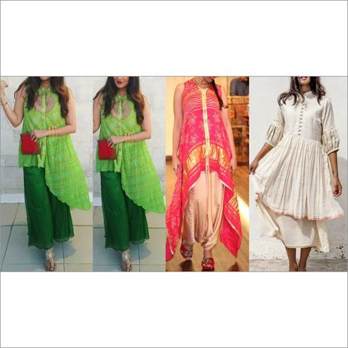 Indo Western Ladies Kurtis
