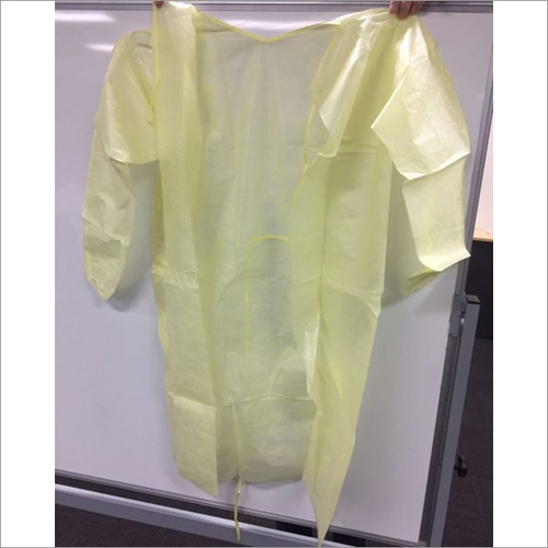 PP Non Woven Medical Gown