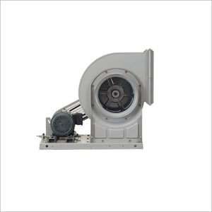Ducting Blower Unit System