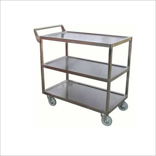 3 Tier Utility Trolley