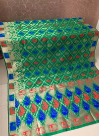Stylish Banarasi Silk Sarees