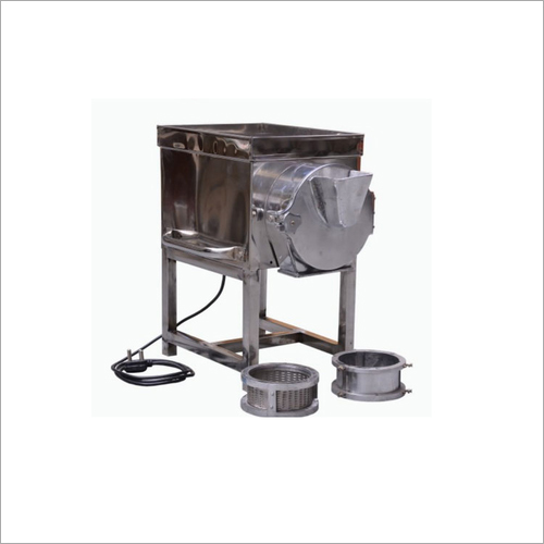 Dry Fruit Chips Grinder Machine