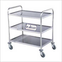 SS Room Service Trolley