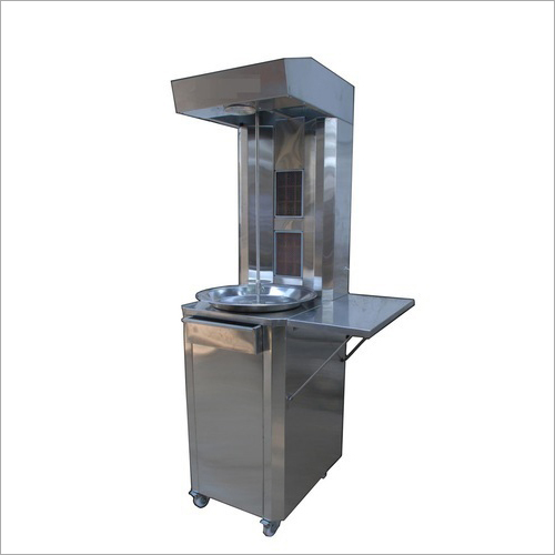 Kitchen Shawarma Machine