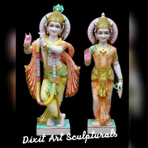 Marble Dancing Radha Krishna