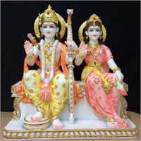 Lord Shri Ram Janaki Statue