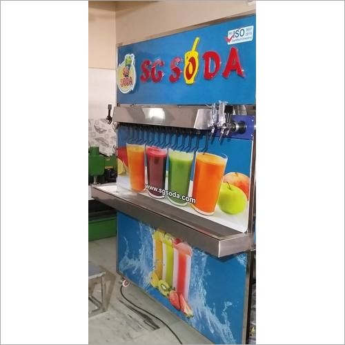 Soda Dispenser
