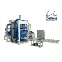 Fully Automatic Hollow Bricks Machine