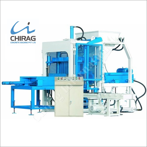 Fully Automatic Colour Paver Machine