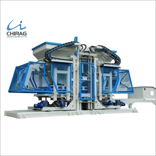 Fully Automatic Hollow Block Machine