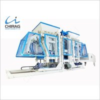 Fully Automatic  Block Making Machine