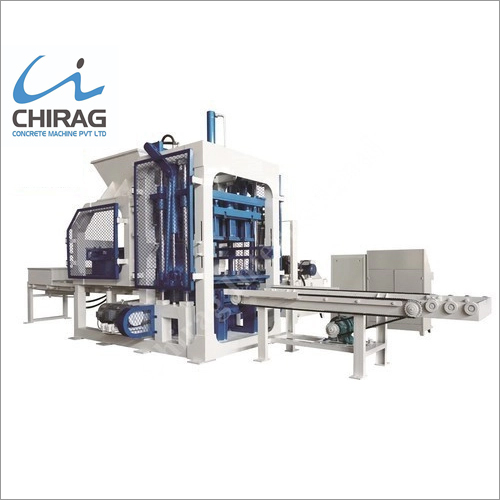 Multi Function Interlocking Brick Machine